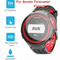 [globalbuy] 5pc/lot Tempered Glass Screen Protector Guard Skin Film For Garmin Forerunner /4236821
