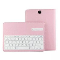 [globalbuy] 2 in1 Bluetooth Wireless Keyboard leather case for Samsung GALAXY Tab S2 T810 /3514821