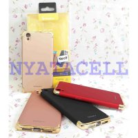 Original Case Ipaky 3 In 1 Chrome Oppo Neo 9/A37/Plating Matte Casing