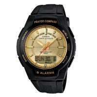Jam Tangan Casio Original Compas Prayer CPW-500H-9A / 100% original