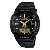 Jam Tangan Casio Original Compas Prayer CPW-500H-1A / 100% original