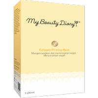 My Beauty Diary Collagen Firming Mask - 5pcs