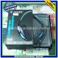 (Headset) Sades Snuk SA-902 7.1 Surround Gaming Headset