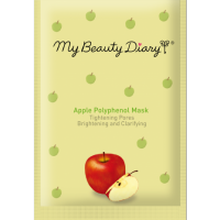 My Beauty Diary Apple Polyphenol Mask - Single Piece