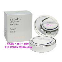 Laneige BB Cushion Whitening CASE+ISI #13 #21 #23 Ivory / Beige / Sand