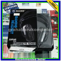 (Headset) Sades Antenna Black SA-919 Surround Gaming Headset