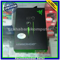 (Headset) Razer Hammerhead V2 Gaming Earphone Earphones
