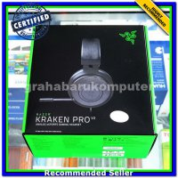 (Headset) Razer Kraken Pro V2 Gaming Headset for PC Xbox One PS4