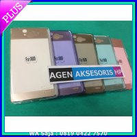 (Casing & Cover) Soft Case Infinix Hot Note 2 X600 Ultrathin Silikon Elastis