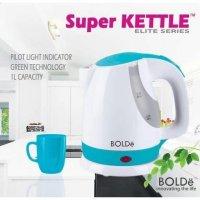 Bolde Super Kettle Elite Series Teko Pemanas Air Elektrik SJ0114