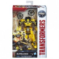 Transformers The Last Knight Premier Edition Deluxe Bumblebee C1320