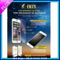 Tempered Glass Oppo F1 Plus R9 / R7 Plus / N3 Anti Gores Kaca K-Box