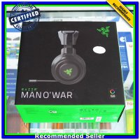 (Headset) Razer Man o War Wireless Surround Gaming Headset