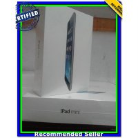 (Tablet) Ready Stock iPad Mini 2 Cellular+Wifi 32gb black/white Segel