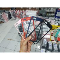 CASE AUTOFOCUS PIXEL TRANSPARANT FOR OPPO A37 With DUST PLUG