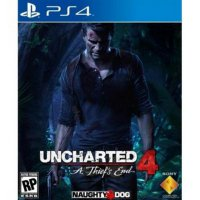 Kaset BD Game PS4 Uncharted 4: A Thief's End Reg 3