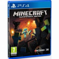 Kaset BD Game PS4 Minecraft: PlayStation 4 Edition
