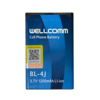 Wellcomm Battery Nokia BL-4J 1200 mAh - Blue