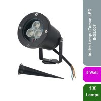 Limited IN LITE INLITE Lampu Taman LED Outdoor 3W - INGL007 Zn1450