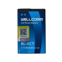 Wellcomm Battery Nokia BL-4CT 850 mAh - Blue