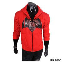 Jaket Fashion Superhero / Superman - JAK 1890