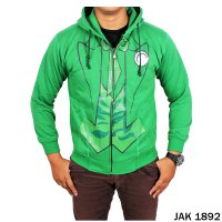 Jaket Fashion Superhero / Fleece - JAK 1892