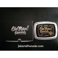 Oh Man Pomade Mystic Gold 85gr Free sisir