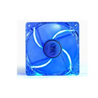 DeepCool XFan 120 L/B Transparent Fan Frame Blue LED - Fan Case 12 cm