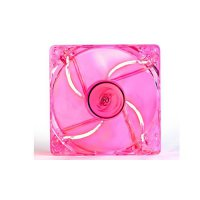 DeepCool XFan 120 L/R Transparent Fan Frame Red LED - Fan Case 12 cm