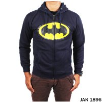 Fashion Jaket Superhero Mode Pria - JAK 1896