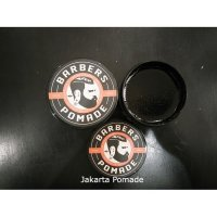 Barbers Pomade Strong Hold Waterbased 4oz Free Sisir