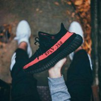 Adidas Yeezy Boost V2 350 Black Friday / Sneakers / Running / Yezzy