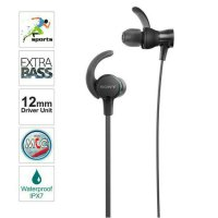 SONY MDR XB510AS / XB 510AS EXTRA BASS Sports Earphones Original GARANSI 1 TAHUN SONY INDONESIA
