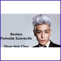 Pomade Suavecito Color / Wax Clay Pomade Color - SILVER