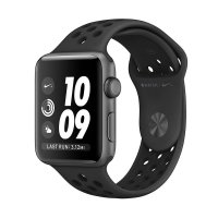 Apple Watch Nike+ GPS 42mm Smartwatch - Space Grey Aluminium Case