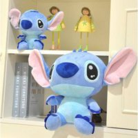 [globalbuy] Super cute hot sale plush toy doll mini Stitch interstellar stuffed toy baby l/2160102