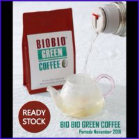 BIO BIO GREEN COFFEE / Slimming Coffee / Sangat Efektif