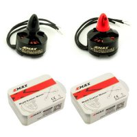 [globalbuy] 2pcs EMAX CW CCW MT1806 2280KV Motor for QAV 250 300 Mini Quadcopter genuine/4561607
