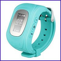 Smartwatch Q50 / Q50 Smart Watch for Kids with GPS Sim Card - Green
