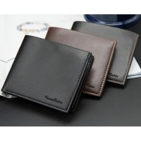 Obral Dompet Pria Original Curewe Kerien Collection Series Wallet 9203 Kulit
