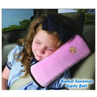 Obral Bantal Sandaran Safety Belt Mobil Car Accessories Pillow Aksesoris