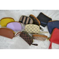 Obral Dompet Koin Dompet Kosmetik Pouch Import Dompet Hp