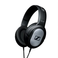 [SENNHEISER] Headphone HD201 Lightweight Over-Ear Binaural Headphones