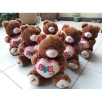 boneka teddy bear love