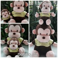 boneka monyet baby milo brother (dapat 2 pc) 5e41c551c2