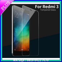 (Limited) Tempered Glass Xiaomi Redmi 3s Prime (Screen Protector Antigores Kaca)