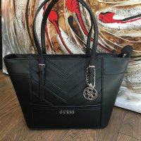 SHOULDER BAG GUESS BLACK