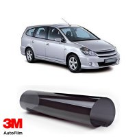 3M Auto Film / Kaca Film Mobil - Paket Medium Eco Black u/ Honda Stream