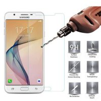 [globalbuy] Tempered Glass Screen Protector for Samsung Galaxy On7 Protective Film, Mobile/4509136