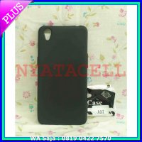 #Casing & Cover Case Matte Oppo Neo 9 A37 Soft Black Anti Minyak Softcase/SoftShell